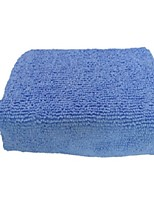 Недорогие -чистка автомобиля из микрофибры волокна полировки для полотенец восковая губка 12 х 8 х 4 см