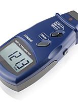 Недорогие -rz высокое качество цифровой лазерный тахометр rpm метр бесконтактный вращение хранилище данных тахометр инструменты измерения sm6236e