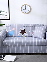 cheap -Stars Stripes Print Dustproof All-powerful Slipcovers Stretch Sofa Cover Super Soft Fabric Couch Cover with One Free Pillow Case