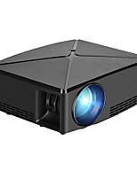 Недорогие -мини проектор aun разрешение c80 1280x720