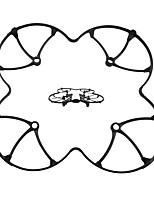 Недорогие -DJI Tello 1шт Пропеллер гвардейская RC Quadcopters RC Quadcopters ABS + PC Съемная / Простота установки / Прочный