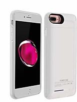 Недорогие -3000 mAh Назначение Внешняя батарея Power Bank 5 V Назначение Назначение Зарядное устройство Кейс со встроенной батареей для iPhone LED