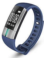 Недорогие -G20 умный браслет ЭКГ сердечного ритма кровяное давление водонепроницаемый метр работает вверх руку для изменения экрана ЭКГ ppg