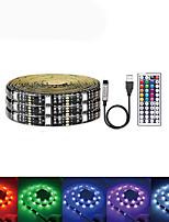 Недорогие -LOENDE 2м Наборы ламп 60 светодиоды SMD5050 RGB USB / Для вечеринок / Самоклеющиеся 5 V / Работает от USB 1 комплект