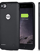Недорогие -2800 mAh Назначение Внешняя батарея Power Bank 5 V Назначение 1.5 A Назначение Зарядное устройство Кейс со встроенной батареей для iPhone LED