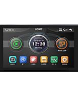 Недорогие -Автомобильный мультимедийный плеер Chelong 2 Din Автомобильный радиоприемник 7 дюймов зеркало ссылка andorid 9.0 Bluetooth USB камера заднего вида для Toyota Corolla