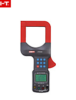 Недорогие -uni-t ut253a профессиональные клещи для измерения утечек тока с большими губками 0.00ma-1200a автоматический вольтметр&удержание данных RS232