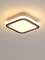 Недорогие -Линейные Потолочные светильники Рассеянное освещение Окрашенные отделки Металл LED 110-120Вольт / 220-240Вольт Теплый белый / Холодный белый