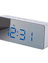 Недорогие -будильник цифровой класс абс светодиодный