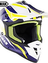Недорогие -профессиональный зоман марки мотокросс шлем женщины и мужчины ультра легкие мотоциклетные шлемы sm633