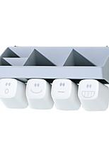 Недорогие -Инструменты Креатив / Оригинальные Современный современный PP 2pcs - Инструменты Зубная щетка и аксессуары