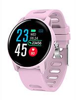 Недорогие -Imosi s08 спорт шагомер умные часы ip68 водонепроницаемый фитнес-трекер монитор сердечного ритма женщины часы smartwatch