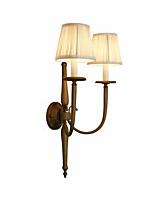 Недорогие -настенный светильник настенный светильник декор для дома / бра / настенный светильник / настенный светильник&усилитель; бра металлический настенный светильник для дома / гостиной
