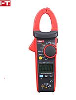 Недорогие -uni-t ut216a 600a цифровые токоизмерительные клещи переменного тока тестер ncv v.f.c диодный жк-дисплей рабочий свет авто диапазон мультиметры