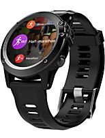 Недорогие -ZS398 Smart Watch BT Поддержка фитнес-трекер уведомить&Wi-Fi совместимая система Android / IOS
