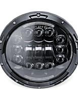 Недорогие -1шт автомобильные лампочки 45 Вт светодиодные фары для джипов / лендроверов / харли все годы