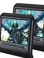 Недорогие -XD/XM-9901 9 дюймовый Подголовник MP3 / Игры / Поддержка SD / USB для Универсальный Mini USB Поддержка MPEG / AVI / RMVB MP3 / WAV / CD-диск JPEG / JPG