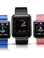 Недорогие -W5 спорт умный браслет ip67 фитнес-трекер пульсометр артериального давления вызов напоминание спорт браслет здоровье умные часы