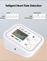 Недорогие -домашнее использование здравоохранение цифровой верхний полностью автоматический электроника рука стиль монитор артериального давления частота пульса b02r