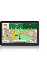 Недорогие -портативный 7-дюймовый автомобильный GPS-навигатор 256m8gb