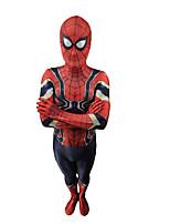 Недорогие -Вдохновлен Косплей Супер-герои Аниме Косплэй костюмы Японский Косплей Костюмы Назначение Муж.