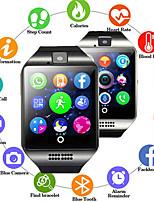 Недорогие -Муж. Спортивные часы Цифровой Современный Спортивные силиконовый Нет Bluetooth Smart Календарь Цифровой На открытом воздухе Мода - Белый Черный Серебряный