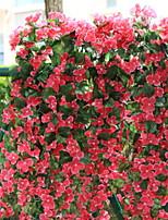 Недорогие -Искусственные Цветы 1 Филиал С креплением на стену Современный современный Фиолетовый Цветы на стену