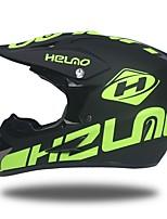 Недорогие -Кроссовый шлем Взрослые / Для подростков Универсальные Мотоциклистам Скорость / Лучшее качество / Шлем с Googles