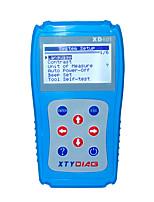 Недорогие -xd601 obd2 obdii eobd авто считыватель кодов данных тестер автомобилей диагностический сканер инструмент