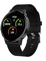 Недорогие -T4 Smart Watch Bluetooth Поддержка фитнес-трекер уведомить / пульсометр спортивные SmartWatch совместимы с телефонами Iphone / Samsung / Android