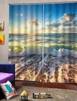 Недорогие -Горячие свежие стиль высокого качества ткани шторы утолщенные полные шторы для гостиной водонепроницаемый влагостойкие занавески для душа