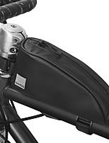 Недорогие -0.3 L Бардачок на раму Водонепроницаемость Пригодно для носки Прочный Велосумка/бардачок 600D полиэстер Водонепроницаемый материал Велосумка/бардачок Велосумка Велосипедный спорт Велоспорт