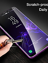 cheap -1PC 6D HD Screen Protector For Samsung Galaxy S9 S8 Plus S7 Edge Curve Soft Hydrogel Screen Film For Samsung Note 9 8 Glass Film