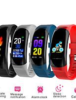 Недорогие -M2 умный браслет Bluetooth цветной экран умный браслет монитор сердечного ритма спорт фитнес-трекер смарт-браслет