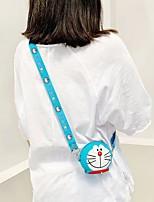 Недорогие -Девушка портативное одно плечо универсальный портмоне для наушников сумка для хранения сумка милый мультфильм силиконовый с длинным коротким ремешком телефона два