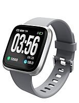 Недорогие -H108 Мужчина женщина Умный браслет Android iOS Bluetooth Водонепроницаемый Сенсорный экран Пульсомер Измерение кровяного давления Спорт