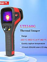 Недорогие -Тепловизор uni-t uti160g -20с до 350с промышленный контроль ручной фокусировки тепловизионный термометр USB-связь