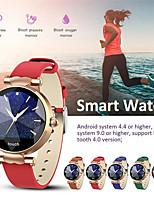 Недорогие -Смарт Часы Цифровой Современный Спортивные силиконовый 30 m Защита от влаги Пульсомер Bluetooth Цифровой На каждый день На открытом воздухе - Золотистый Лиловый Серебряный