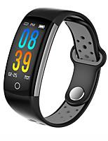 Недорогие -imosi Q6 Мужчина женщина Смарт Часы Android iOS Bluetooth Водонепроницаемый Сенсорный экран Пульсомер Измерение кровяного давления Спорт