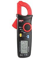 Недорогие -uni-t ut210a измеритель токовых клещей переменного тока автоматические клещи для измерения дальности Жк-дисплей с подсветкой портативный измеритель токов мини-токовые клещи для мультиметра
