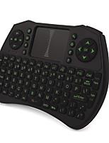 Недорогие -A8 04 Air Mouse / Клавиатура / Дистанционное управление Мини 2,4 ГГц беспроводной Air Mouse / Клавиатура / Дистанционное управление Назначение Linux / iOS / Android
