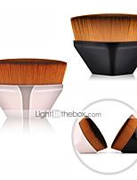 Недорогие -профессиональный Кисти для макияжа 1 шт. Для профессионалов Мягкость Новый дизайн Геометрический узор Алмазное изображение Пластик за