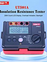 Недорогие -Измеритель сопротивления изоляции Uni-T UT501A Измеритель сопротивления заземления Измеритель сопротивления заземления Мегомметр Вольтметр