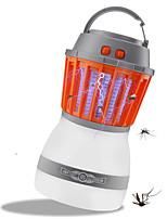 Недорогие -XZG-009 Противомоскитные лампы Репеллент LED излучатели Портативные Защита от ветра Прочный Походы / туризм / спелеология Повседневное использование Рыбалка Белый