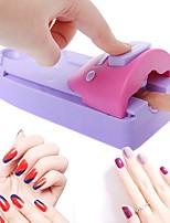 Недорогие -принтер для рисования ногтей легко печатать шаблон штамп маникюр машина штамп инструмент набор ногтей оборудование