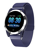 Недорогие -r19 ecg ppg ota 1.3 дюймовый HD-дисплей умный браслет обнаружения артериального давления смарт-часы спорт фитнес смарт-группа для Android IOS
