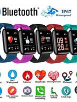 Недорогие -D13 умные часы монитор сердечного ритма артериального давления спорт работает велоспорт трекер Bluetooth Montre Connect Android Iphone