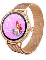 Недорогие -M8 женские часы смарт-часы ip68 водонепроницаемый леди смарт-монитор сердечного ритма фитнес-трекер браслет здоровья