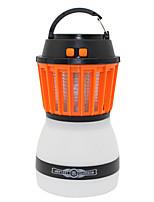 Недорогие -2836 Противомоскитные лампы Репеллент LED излучатели Портативные Защита от ветра Прочный Походы / туризм / спелеология Повседневное использование Рыбалка Оранжевый