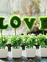 Недорогие -Искусственные Цветы 1 Филиал Классический Современный современный Вечные цветы Букеты на пол